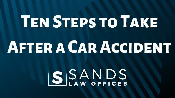 Ten Steps to Take After a Car Accident
